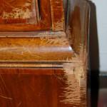 Clock Cabinet Damaged